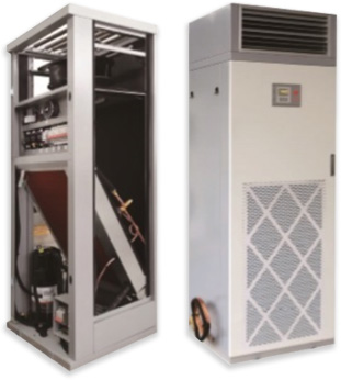 precision air conditioning for server rooms Guardian series