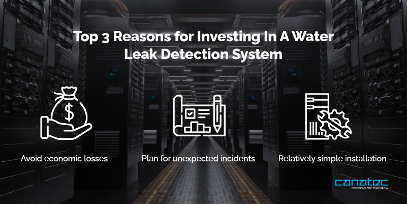 Reasons For Investing in a Water Leak Detection System