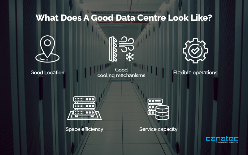 What Does A Good Data Centre Look Like